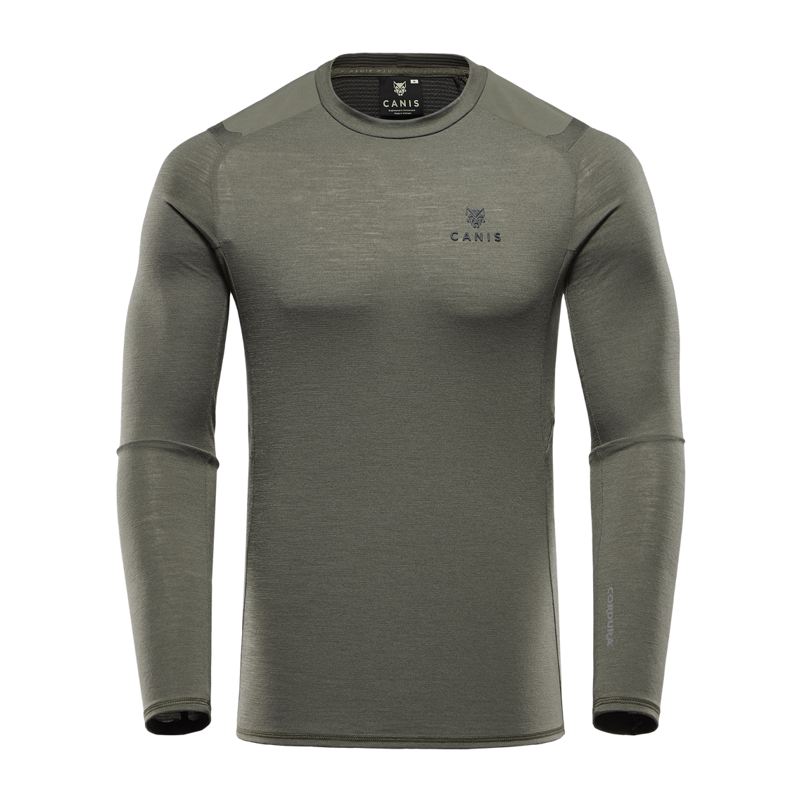 Tahr Merino Long Sleeve Shirt