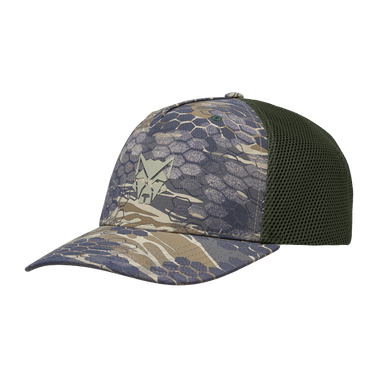 Alpha Mesh Back Hat