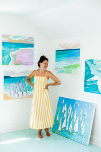 Inspiration behind my Summer Shorelines Collection