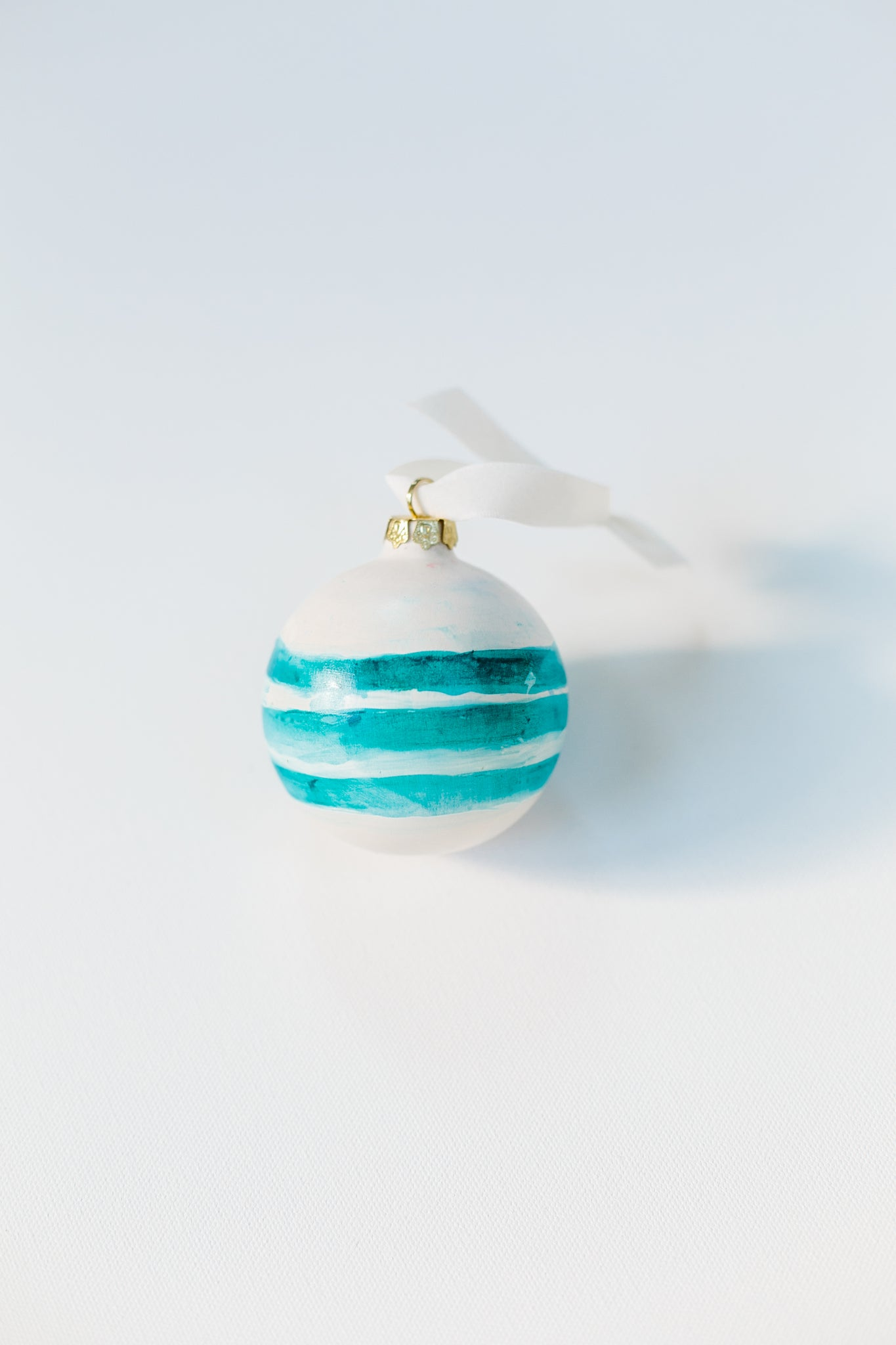 Bahamas Stripes Ornament