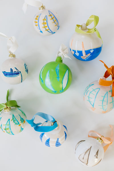 Sunshine Sails Ornament