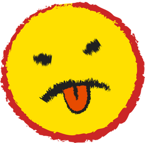 PBTZ1081_Yuckface Icon_3_red outline
