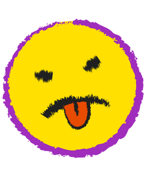 PBCZ1083_Yuckface_Icon_5_violet_outline