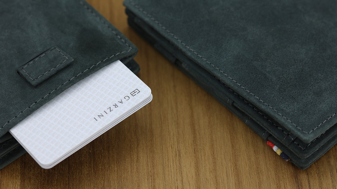 Cavare Magic Coin Wallet Card Sleeve Vintage