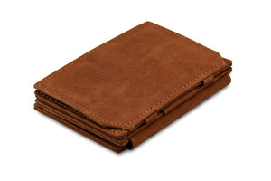 Magic Coin Wallet Garzini Magistrale - Java Brown - 1