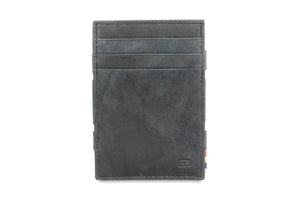 Essenziale Magic Wallet ID Window Brushed - Brushed Black - 2