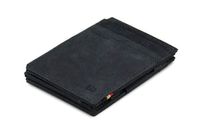 Magic Wallet Garzini Magistrale - Carbon Black - 1