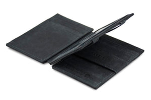 Magic Wallet Garzini Magistrale - Carbon Black - 3