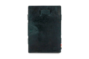Cavare Magic Wallet Card Sleeves Brushed - Brushed Black - 2