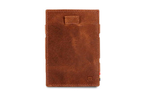 Cavare Magic Wallet Card Sleeves Brushed - Brushed Brown - 2