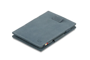 Cavare Magic Wallet Card Sleeves Vintage - Sapphire Blue - 1