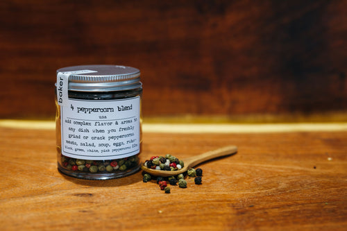 Four Peppercorn Blend