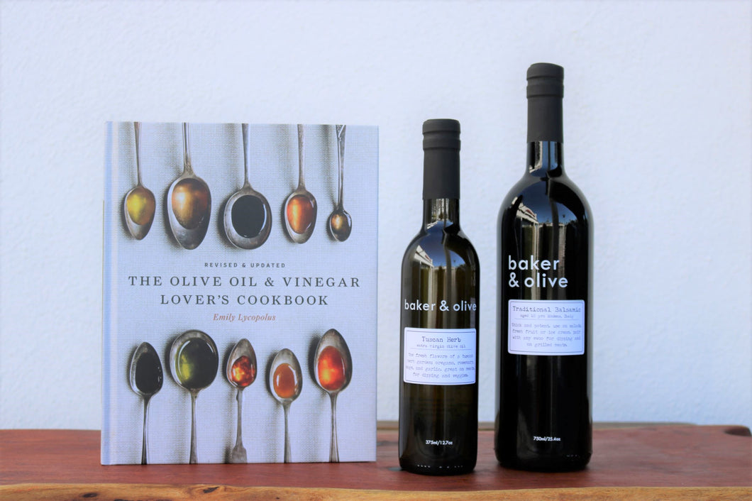 The Olive Oil & Vinegar Lover's Cookbook