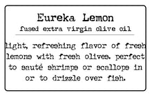 Eureka Lemon Fused Extra Virgin Olive Oil