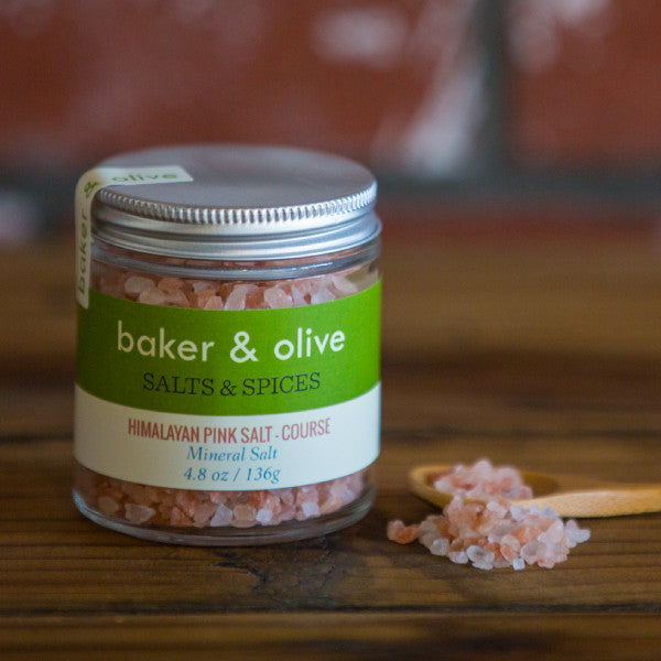 Himalayan Pink Sea Salt - Course