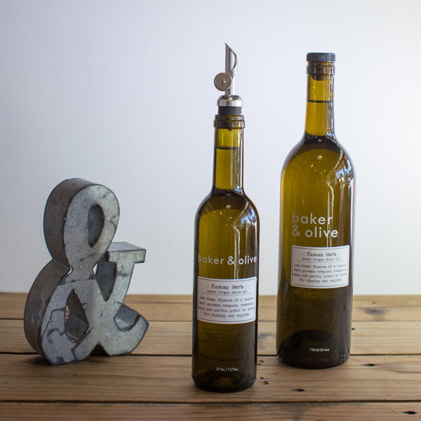 Tuscan Herb Extra Virgin Olive Oil
