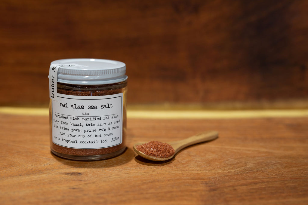 Hawaiian Alaea Sea Salt