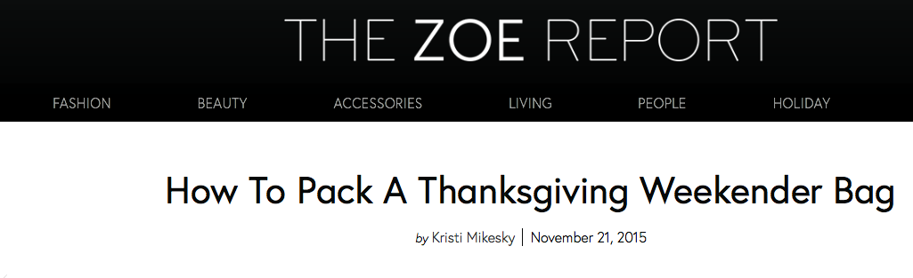 LOEIL rosie wool mermaid flared skirt featured in The Zoe Report for thanksgiving outfit 2015