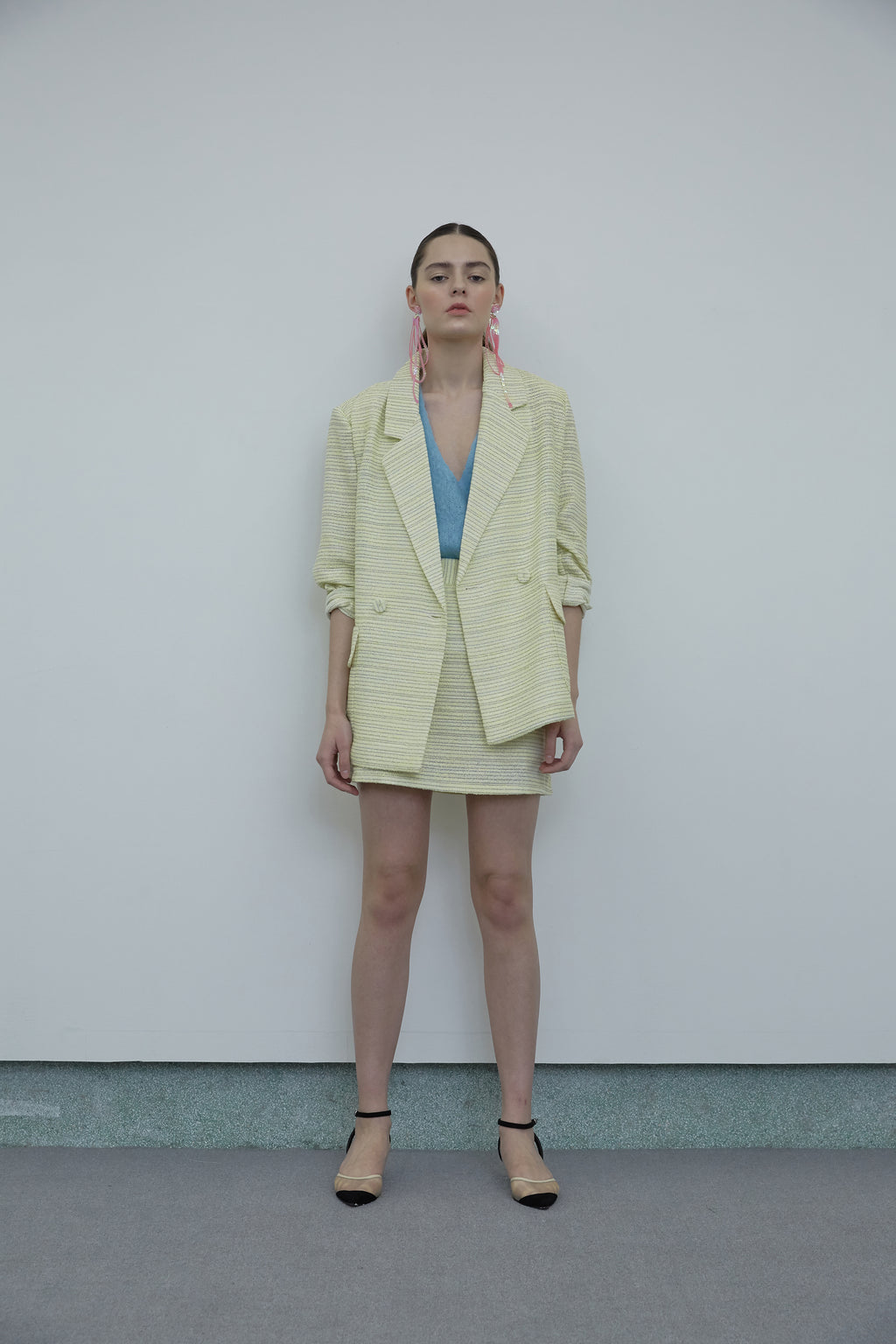 GIULIA JACKET LEMON