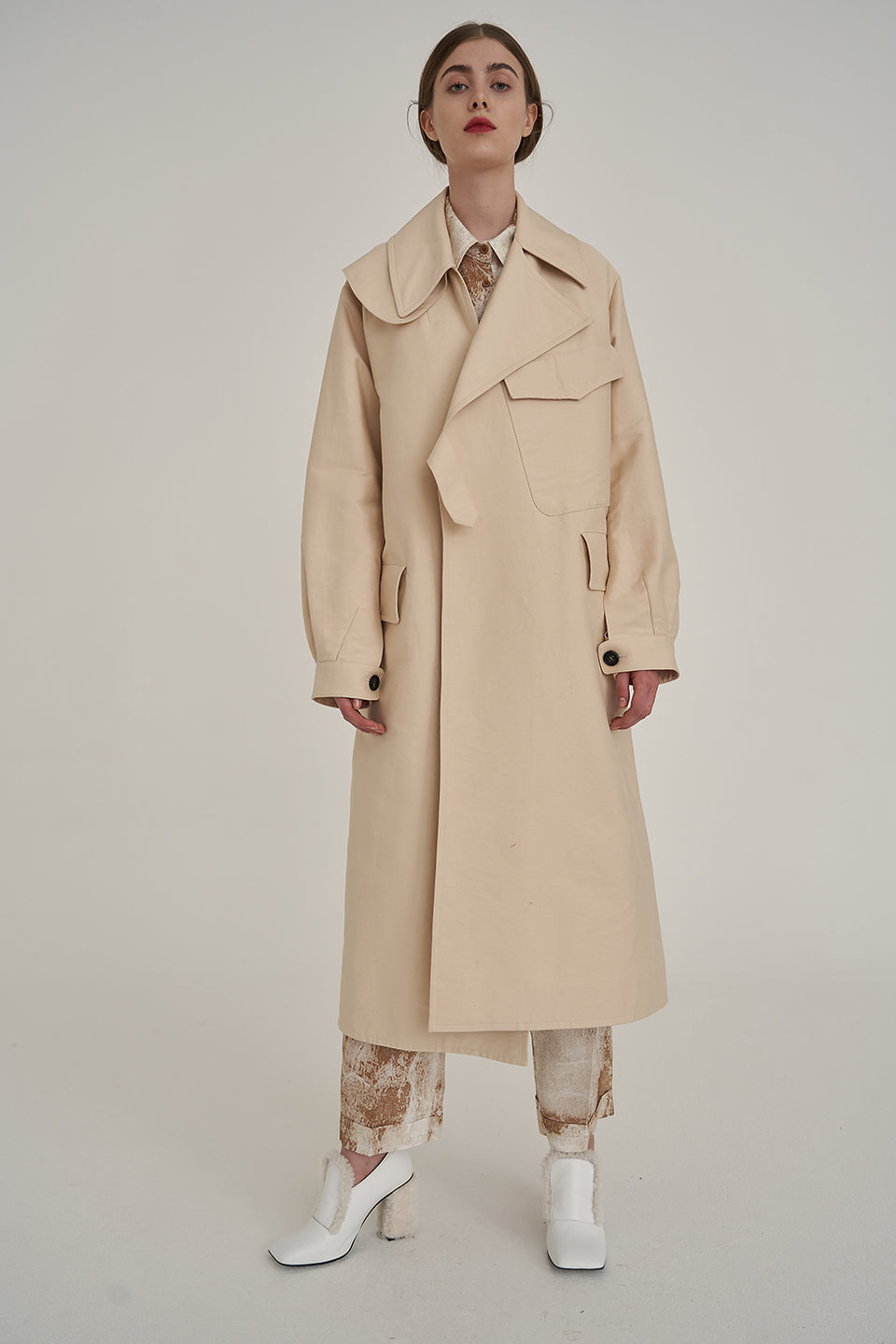 Buxton Trench Coat