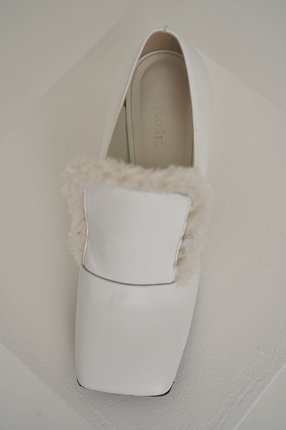 Cesca Fur Pumps
