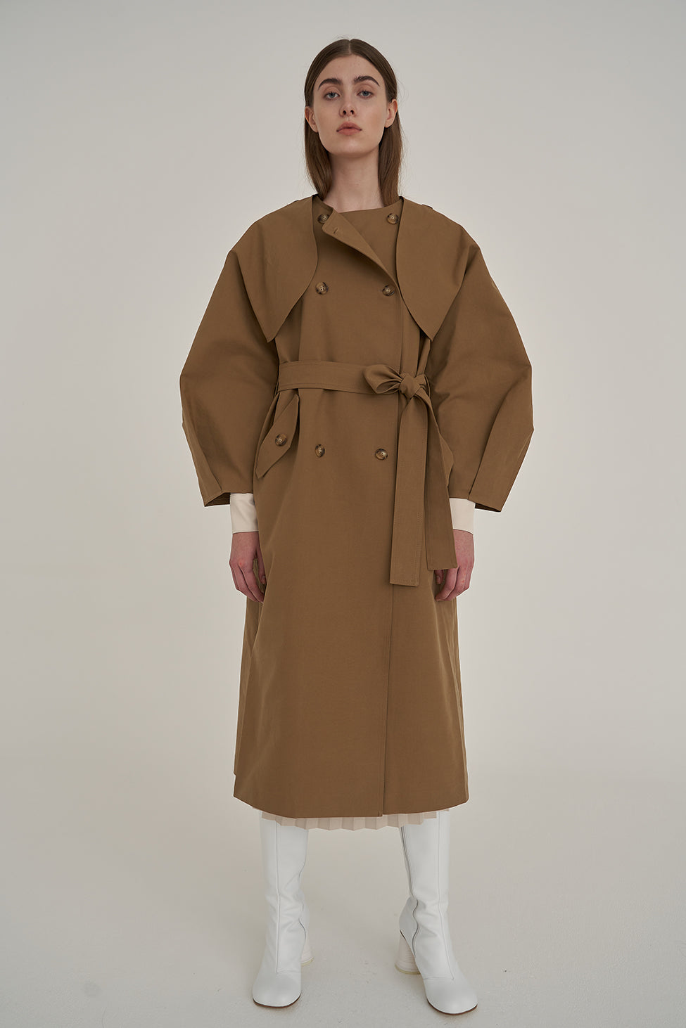 Tameka Trench Coat