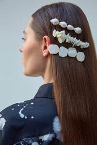 HEIR PEARL BARRETTE