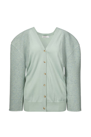 CECILIANE CARDIGAN MINT
