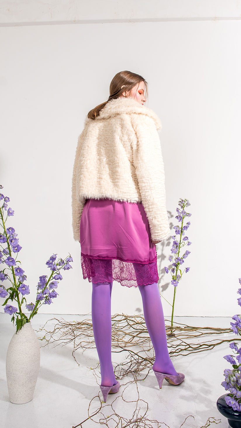 Amelie Fur Jacket