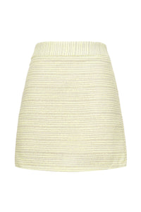 GIULIA SKIRT LEMON
