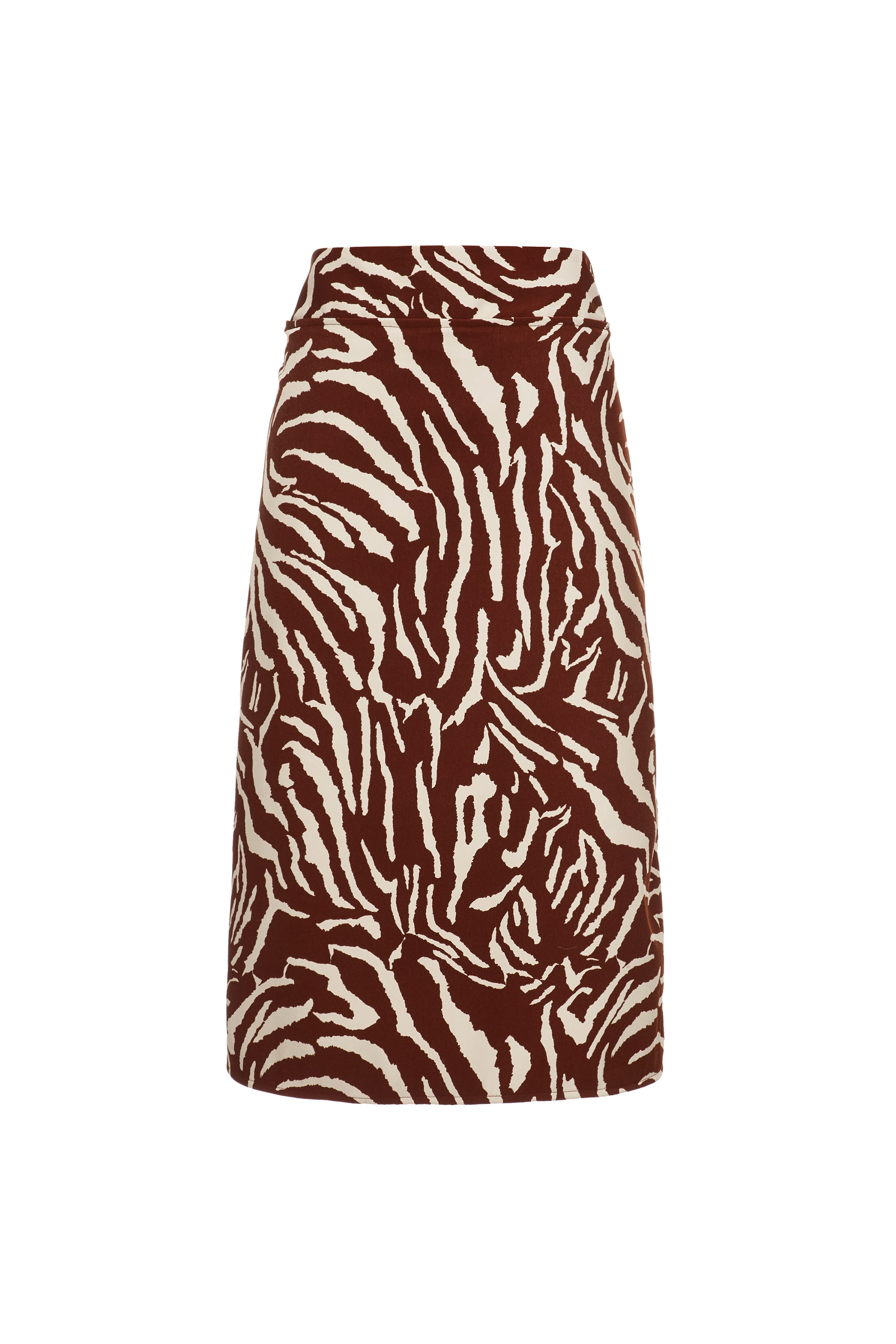BISSAU SKIRT BROWN