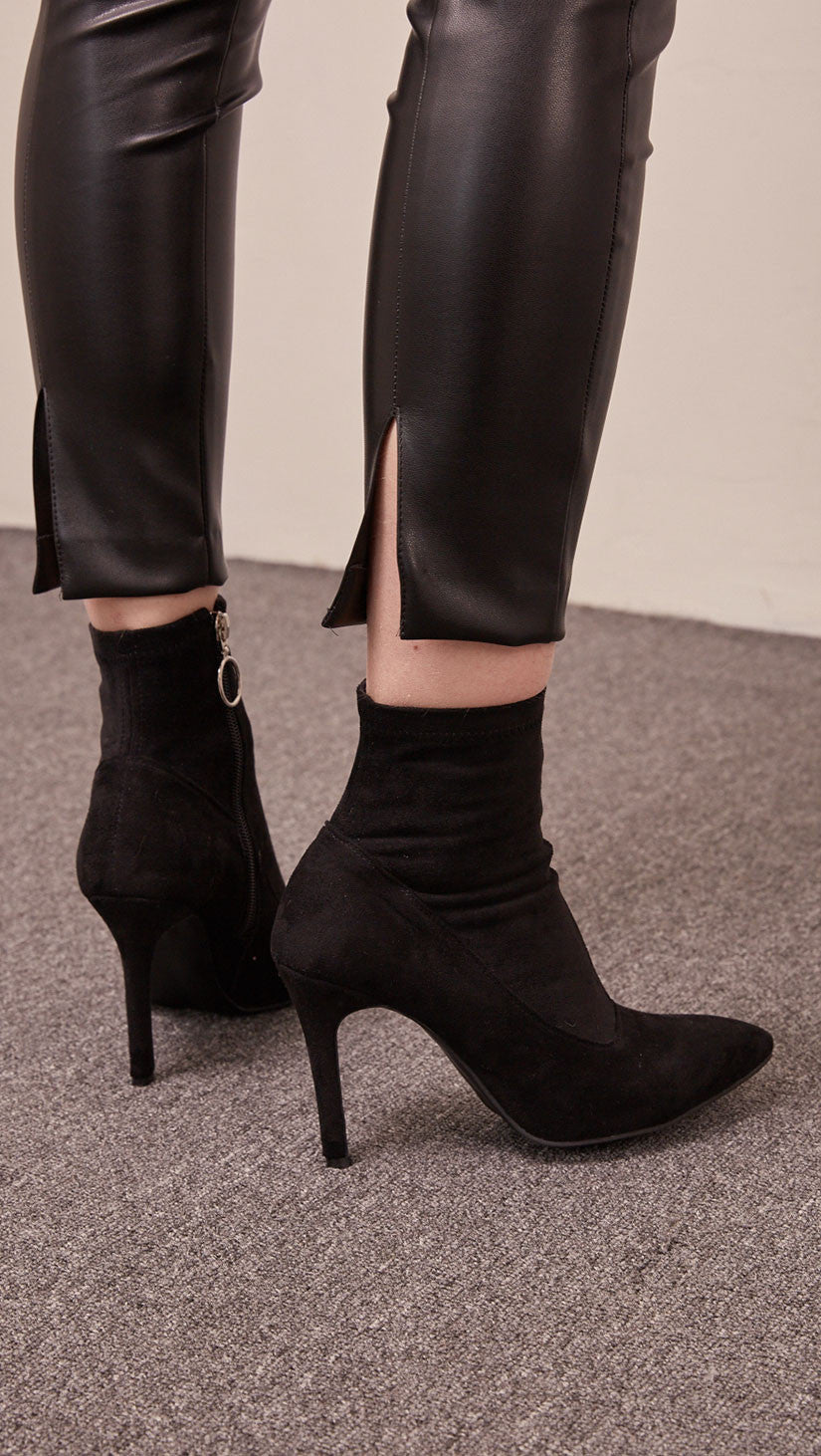 Jellyn Sock Ankle Boots