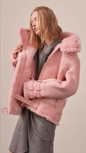 Kaelin Shearling Jacket