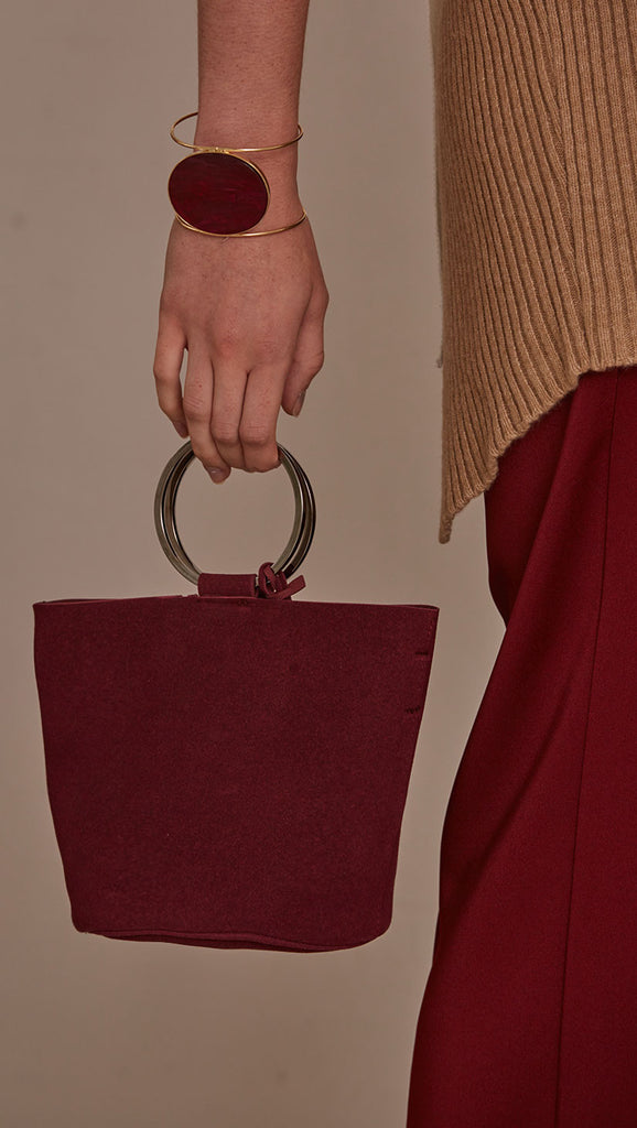 Ring Cavas Bag