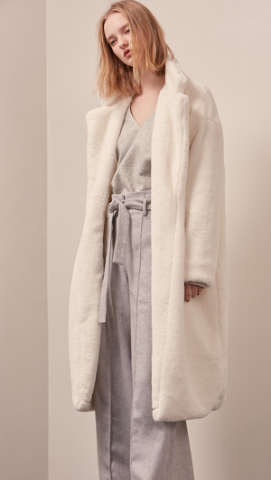 Stelen Shearling Coat