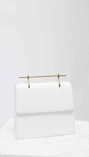 M2MALLETIER gold needle bag