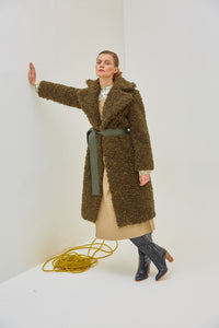 Sasha Shearling Jacket