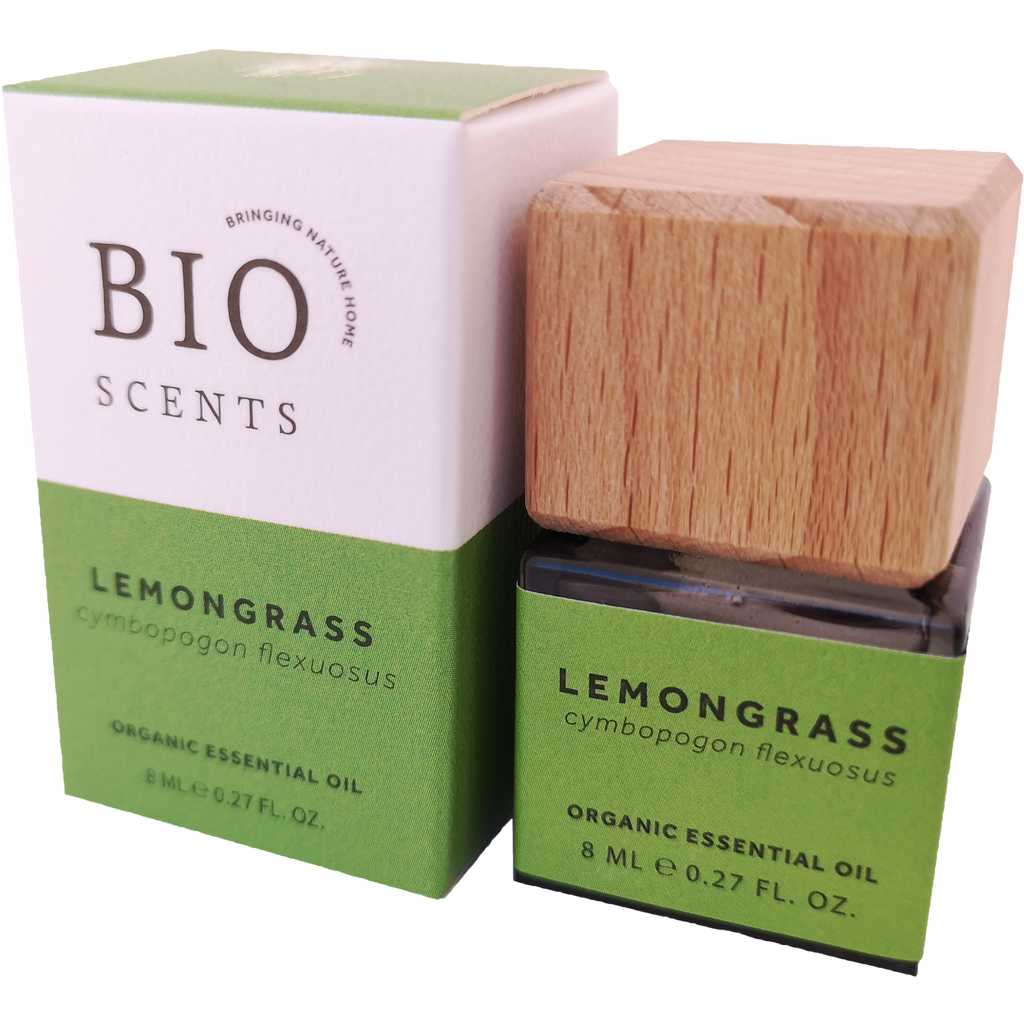 Lemongrass Essential Oil - Organic