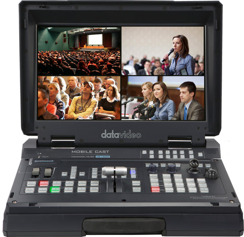 HS-1500T Mobile Cast Studio