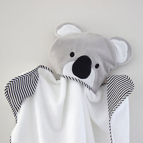 Koala Hooded Towel