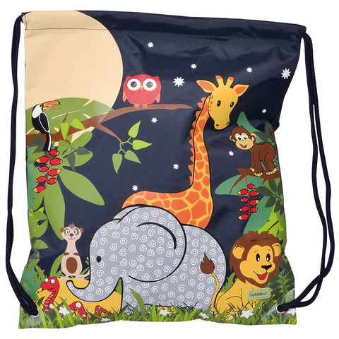 Jungle Jungle Swim Bag/Library Bag