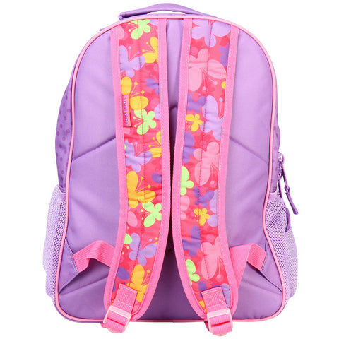 The Personalised Butterfly Large Backpack