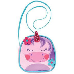 Magical Unicorn Cross-Over Body Purse