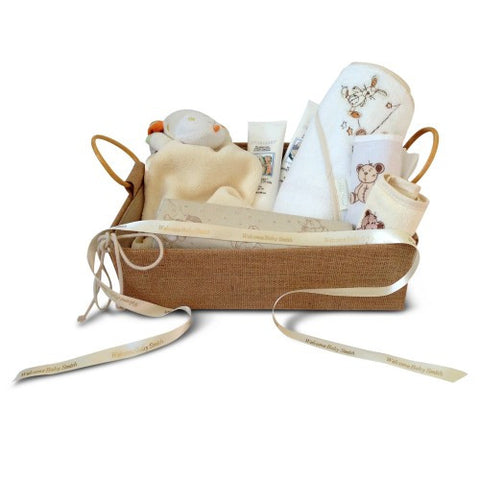 Deluxe Baby Shower Basket