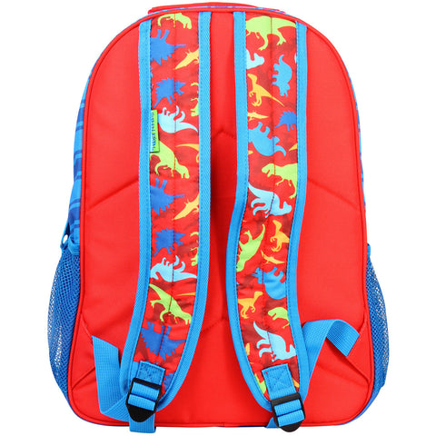 The Personalised Dinosaur Large Backpack
