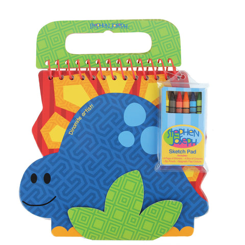 Dino the Dinosaur Sketch Pad