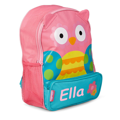The New Wonderfully Wise Owl Personalised Backpack