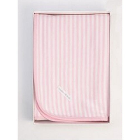 French Stripe Wrap - Pink