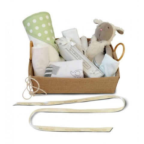 Luxury Baby Shower Baby Basket