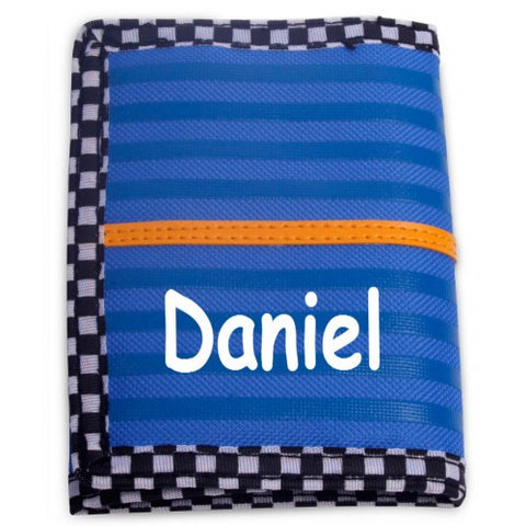 Racing Car Wallet